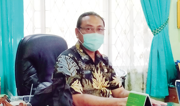 KADINKES Kota Cirebon dr Edy Sugiarto