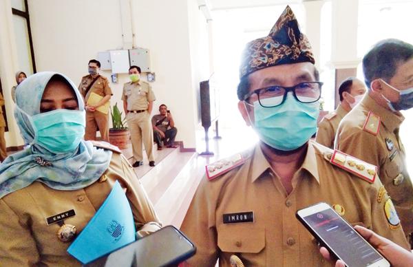 Bupati Cirebon: SEGERA BERESI DATA INVALID